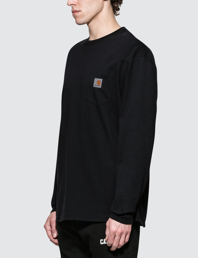 Carhartt Work In Progress Pocket L/S Loose T-Shirt