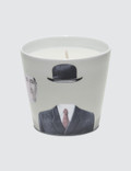 Ligne Blanche Rene Magritte Perfumed Candle Picture