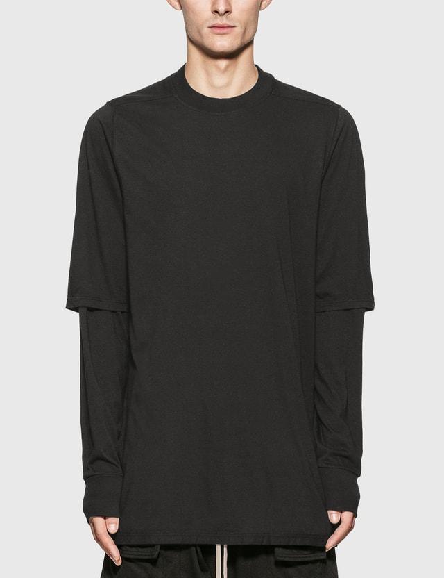 Rick Owens Drkshdw Hustler Long Sleeve T-Shirt