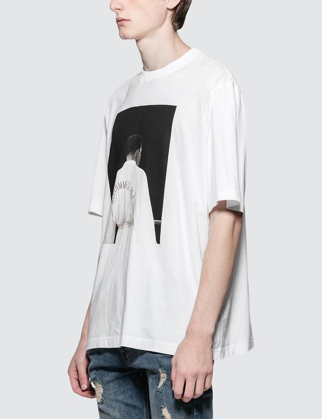 Marcelo Burlon Ali Back S/S T-Shirt
