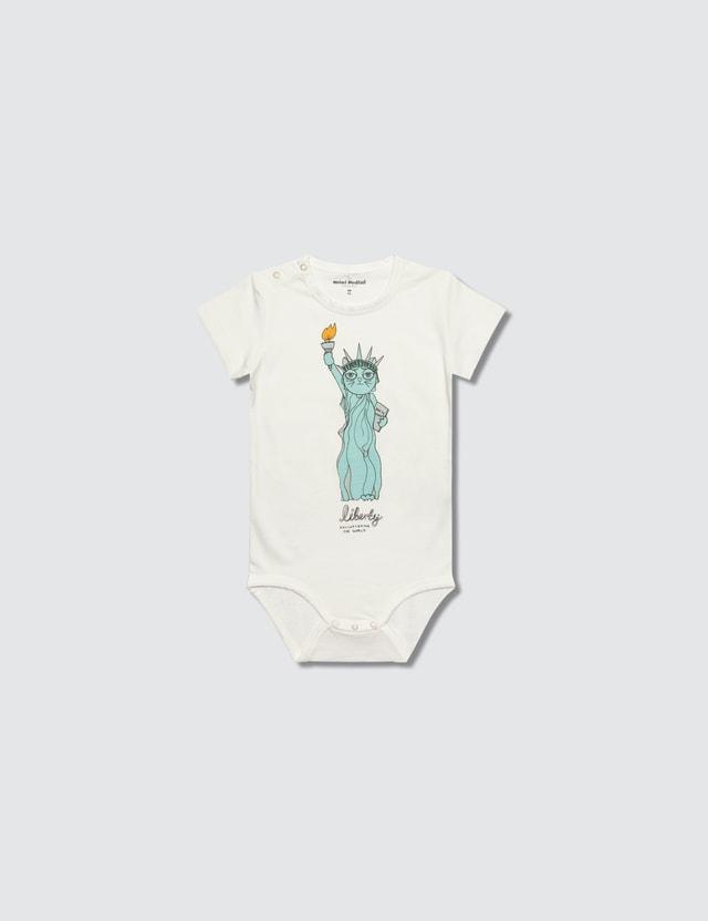 Mini Rodini Liberty Sp Ss Body