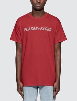Places + Faces 3M Logo S/S T-Shirt