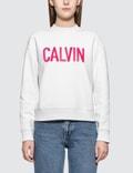 Calvin Klein Jeans Calvin Logo Sweatshirt Picture