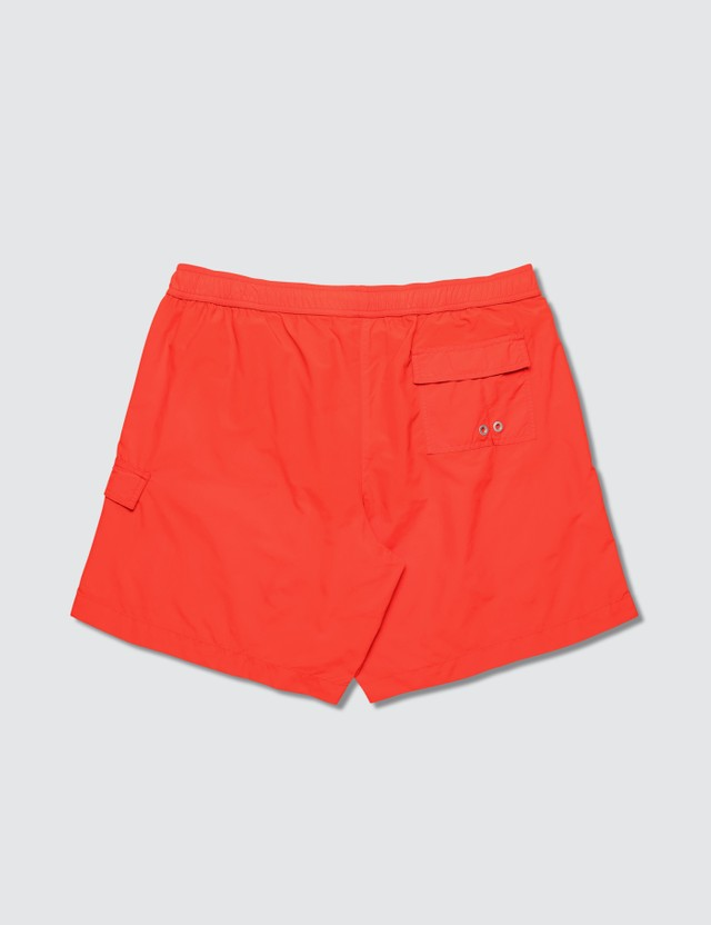 Heron Preston Nylon Swim Shorts