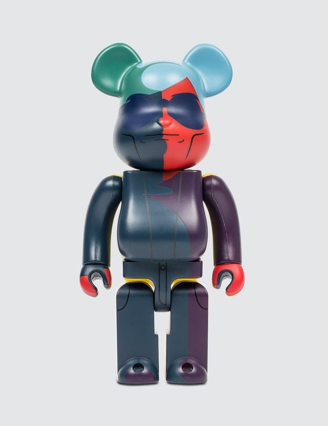 Medicom Toy 400% Bearbrick Andy Warhol