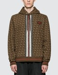 Burberry Monogram Stripe Print Hoodie Picture