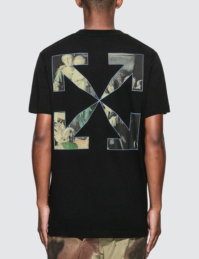 Off-White Caravaggio Painting T-Shirt Black Black Men
