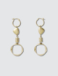 A.P.C. Large Lise Earrings Picture