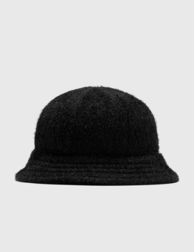 LMC LMC Faux Fur Bell Bucket Hat Black Men