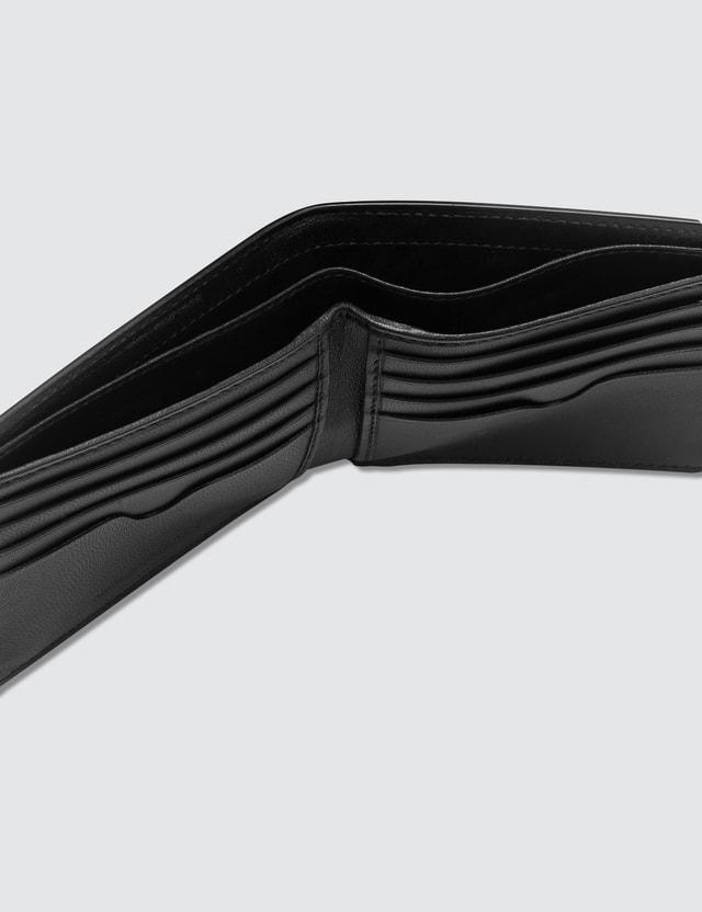 Alexander McQueen Holographic Bi-Ford Wallet