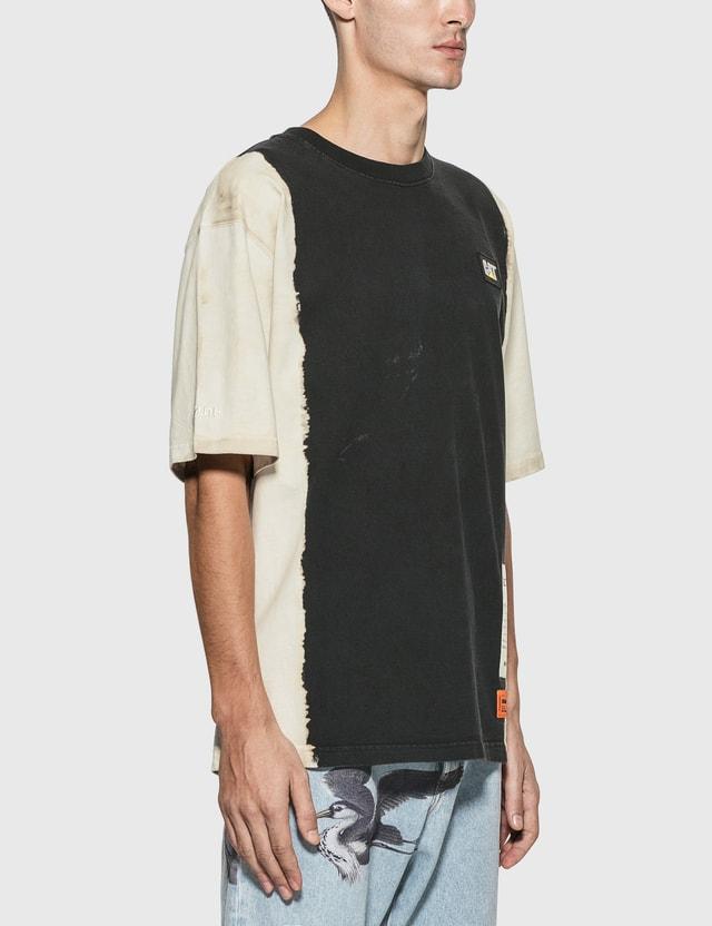 Heron Preston Heron Preston x Caterpillar 티셔츠 Black Men