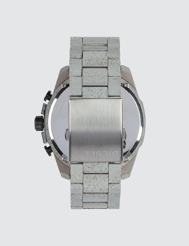 Diesel Diesel Mega Chief Concrete Watch