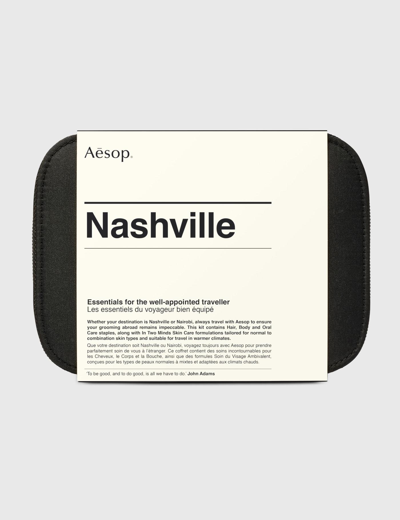 Aesop Nashville City Kit In N,a