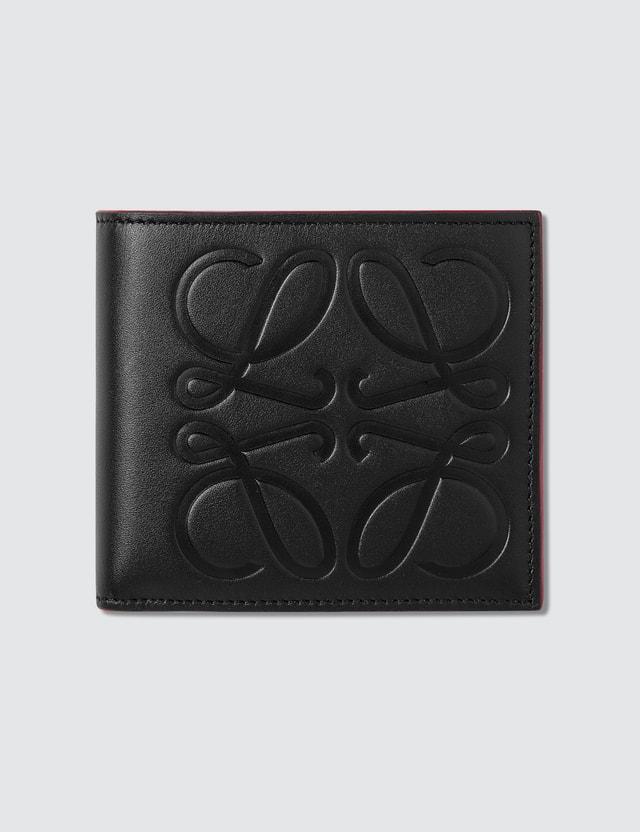 Loewe Brand Bifold Coin Wallet