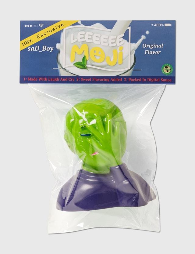 LeeeeeeToy 400% Leeeeeemoji - Sad Boy Multi Unisex