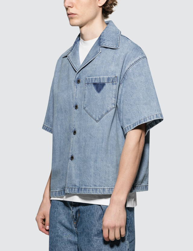 Prada Denim Shirt