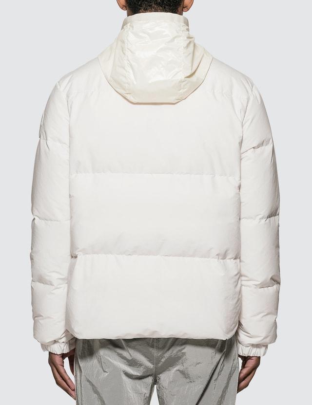 Moncler Genius 1952 Trient Down Jacket White Men