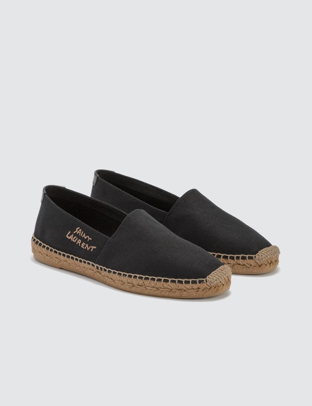 Saint Laurent Saint Laurent Embroidered Espadrilles