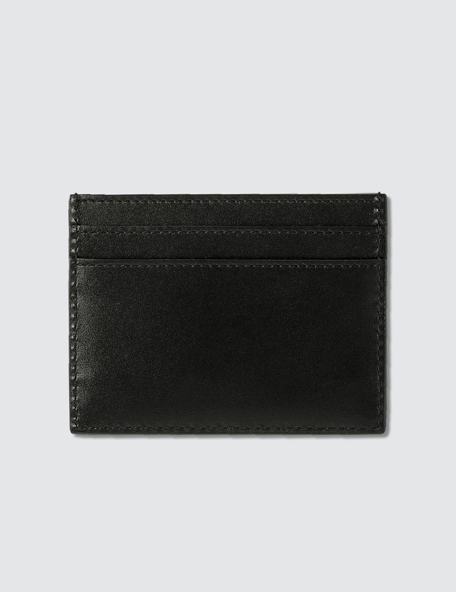 Saint Laurent Smooth Leather Card Case