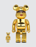 Medicom Toy 100% + 400% Sorayama x Tyga Be@rbrick Set Picture