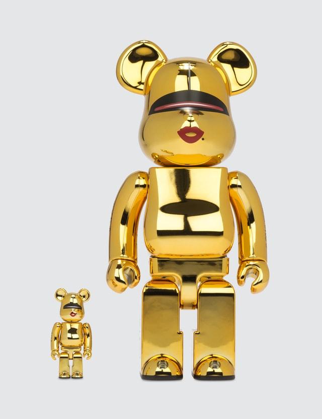 Medicom Toy 100% + 400% Sorayama x Tyga Be@rbrick Set