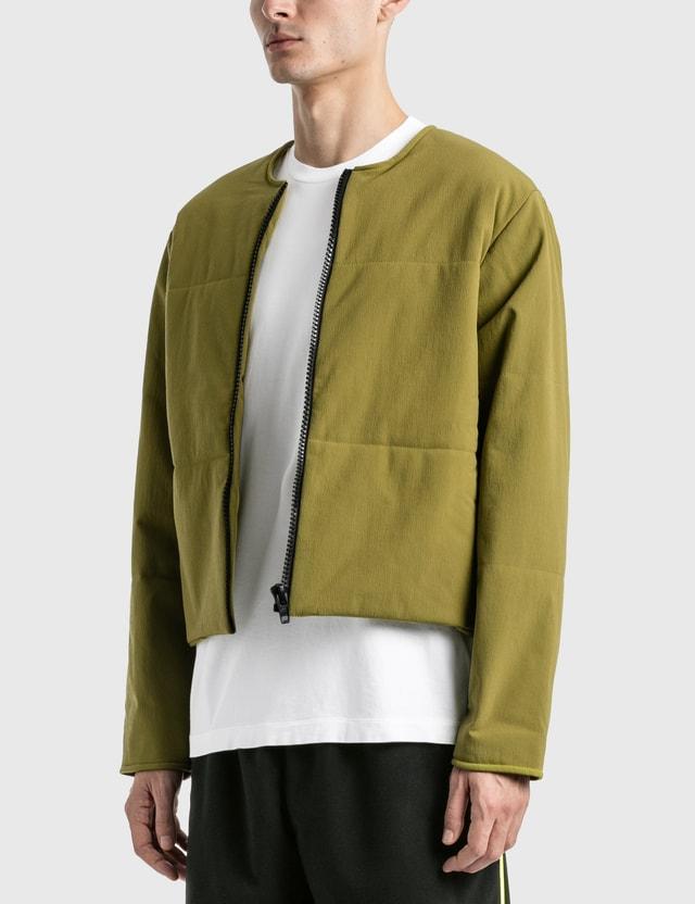 GR10K Schoeller®-Dynamic Wool Jacket 9-3 Green Men