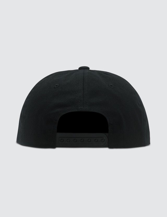 Pleasures Heavy Metal Low Profile Embroidered Snapback