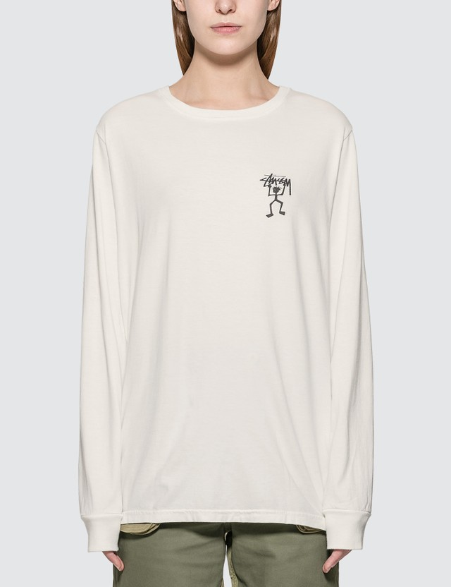 Stussy Warrior Man Long Sleeve T-shirt