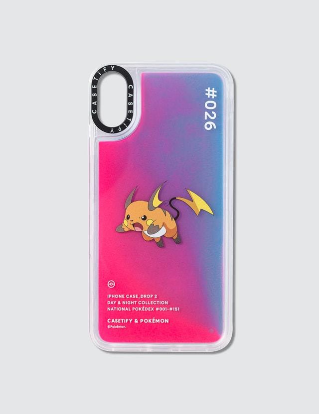 Casetify Raichu 026 Pokédex Night Iphone XS Max Case