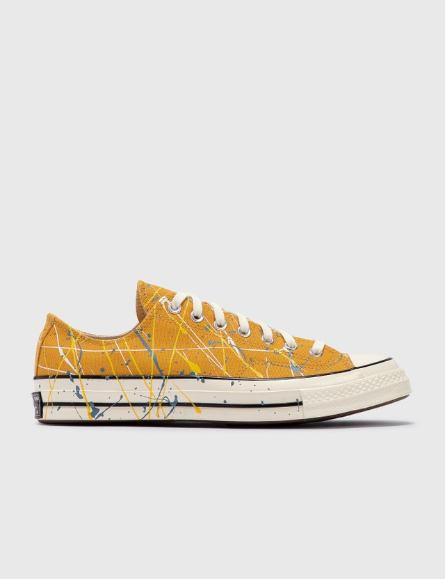 Converse Chuck 70 Sunflower Gold/egret/aegean Storm Women