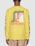 RIPNDIP Lick Me Long Sleeve T-Shirt Picutre