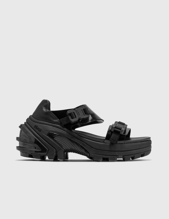 1017 ALYX 9SM Vibram Sandals Black Women