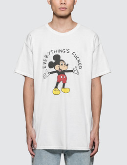 Pizzaslime Everything's Fucked T-Shirt