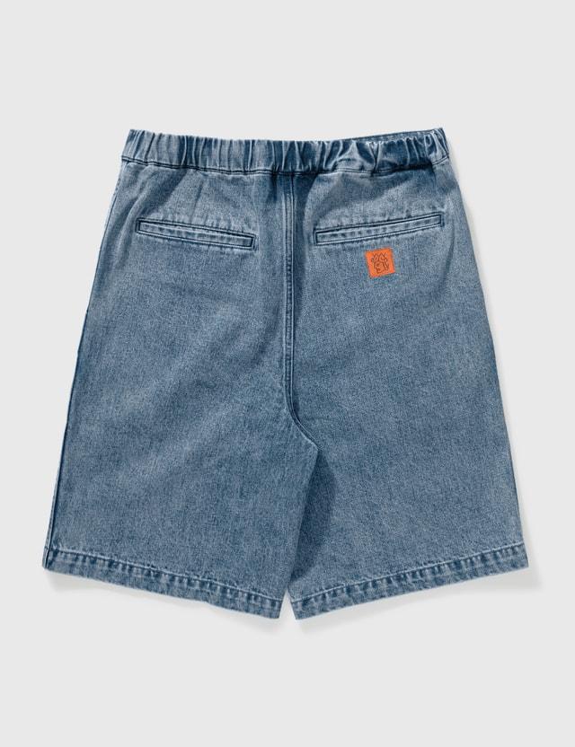 Victoria Denim Shorts Light Indigo Men