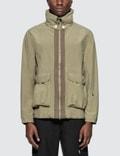 Every Second Counts x Kazuki Kuraishi Teflon Stand Collar Jacket Picutre