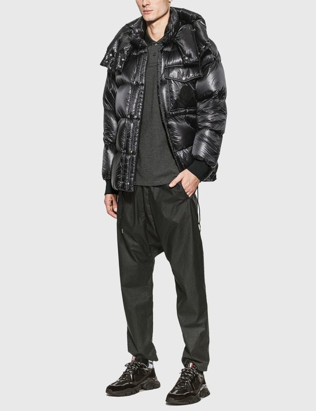 Moncler Lamentin 재킷 Black Men