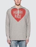 Human Made P/O Zip Hoodie Picture