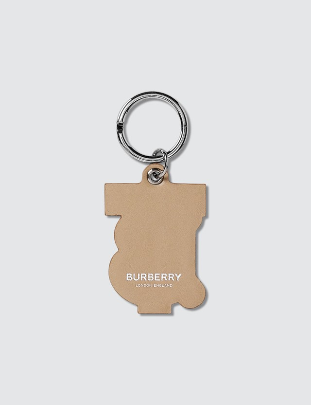Burberry Rubber Novelty Keyring