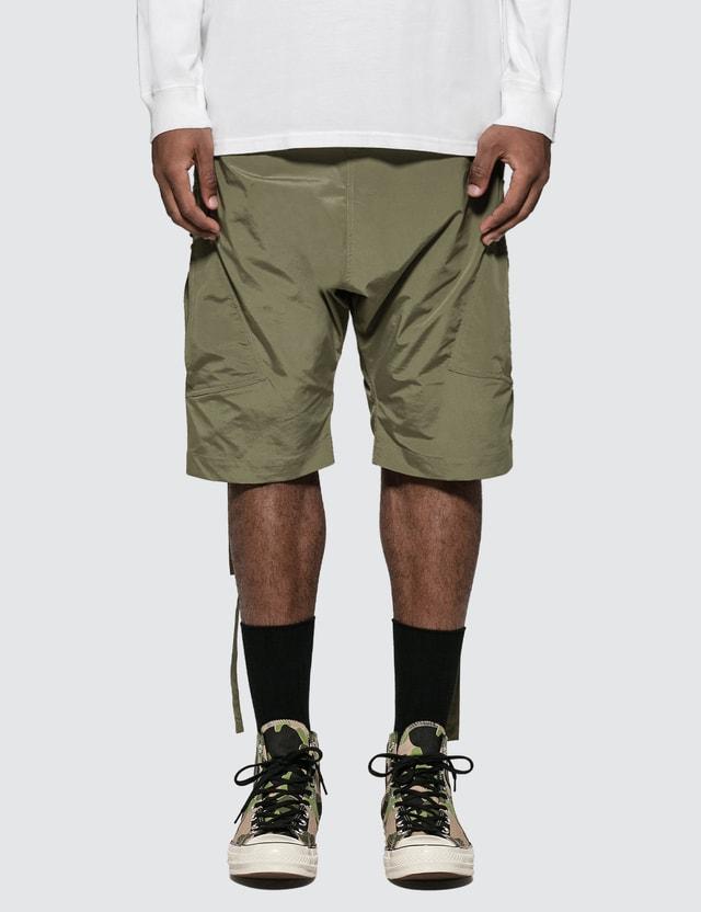 Maharishi Tech Cargo Long Shorts