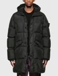 Stone Island Long Puffer Parka Picture