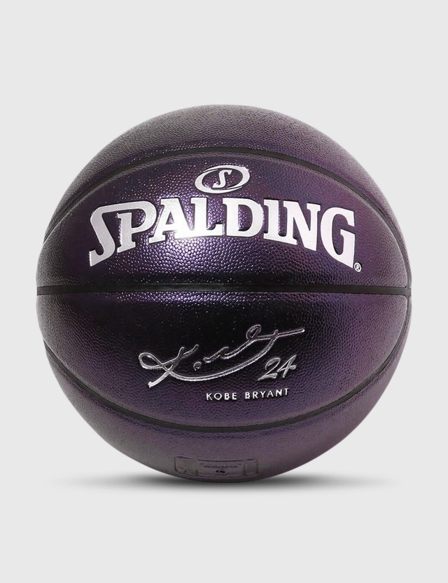 Spalding Kobe Bryant Purple Composite Leather Size 7 Basketball