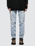 Heron Preston Ctnmb Regular 5 Pockets Pants Picutre