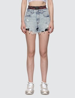 Alexander Wang.T Bite Mix Shorts