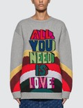 Stella McCartney All You Need Is Love Knitted Sweater Picutre