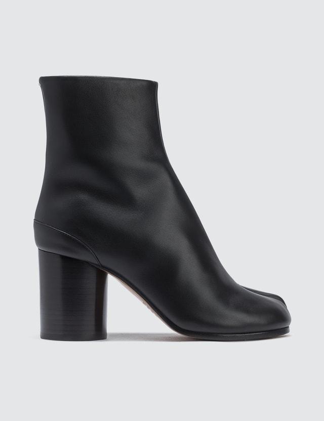 Maison Margiela Tabi 60 Calf Leather Boots