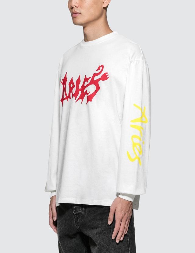 Aries L/S T-Shirt