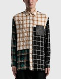 Loewe Check Overshirt Picture