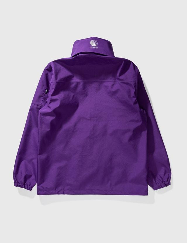 Hellrazor Disaster Parka Purple Men