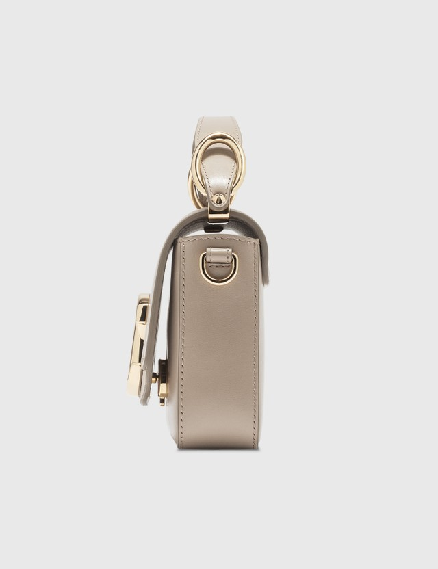 Chloé Mini Chloe C Bag Motty Grey Women
