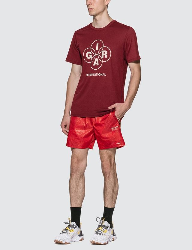 Nike Nike x Gyakusou Shorts Gym Red/tough Red Men